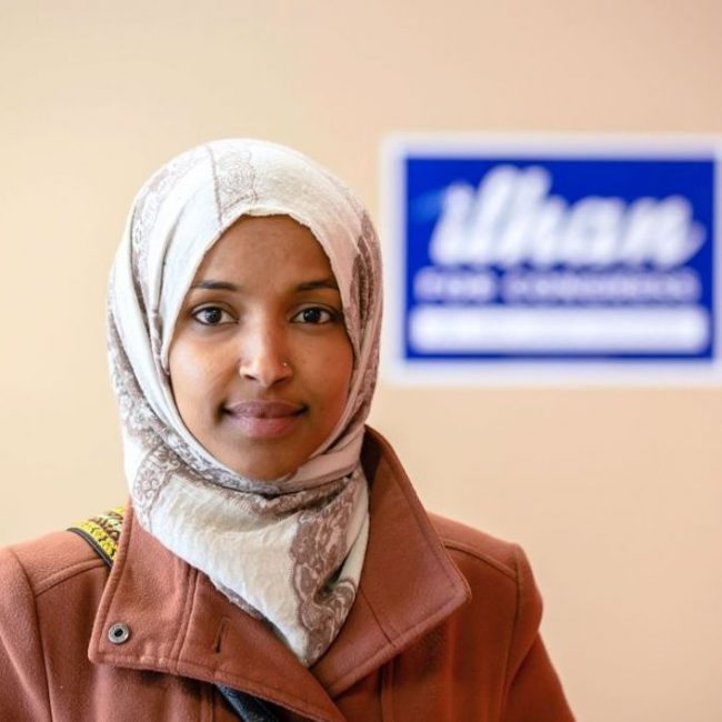 Ilhan Omar, Member-elect of the U.S. House of Representatives from Minnesota's 5th district