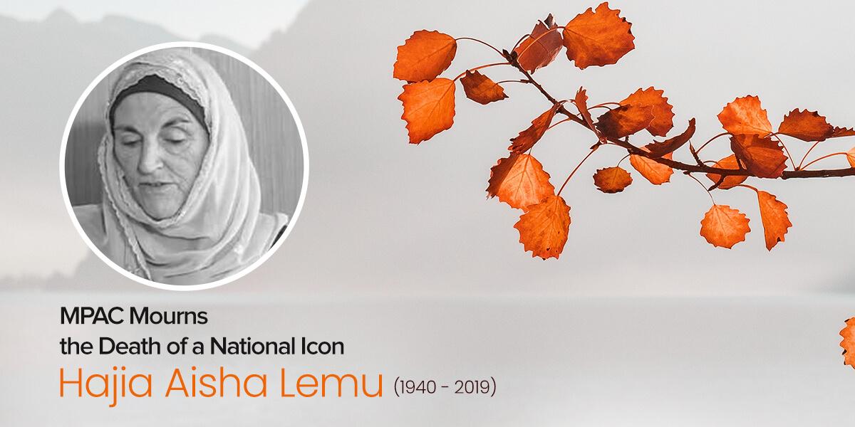 MPAC Mourns: Hajia Aisha Lemu