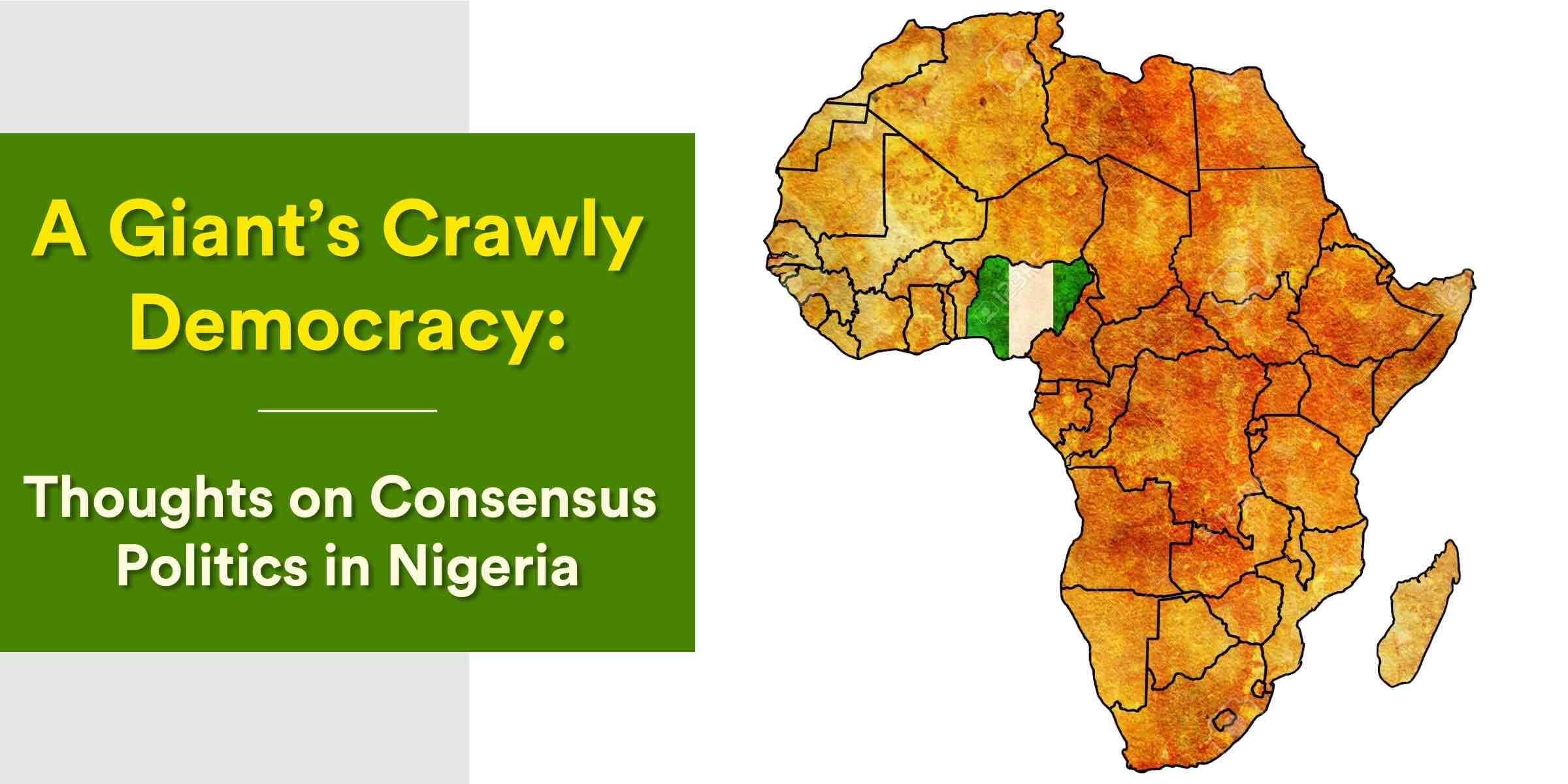 MPAC Nigeria-A Giant's Crawly Democracy