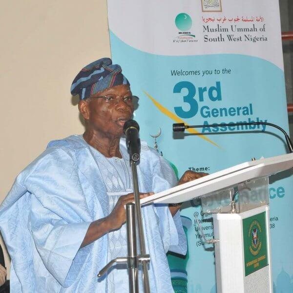 Alh. (Dr.) Sakariyau Olayiwola Babalola