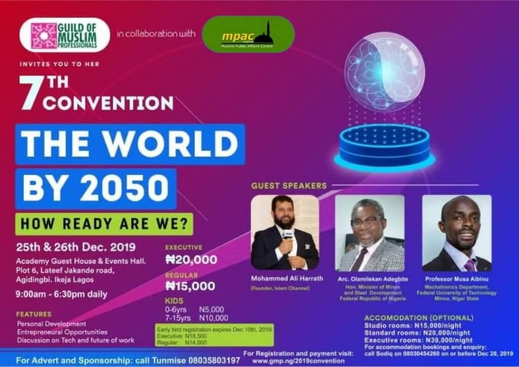GMP 7th Convention