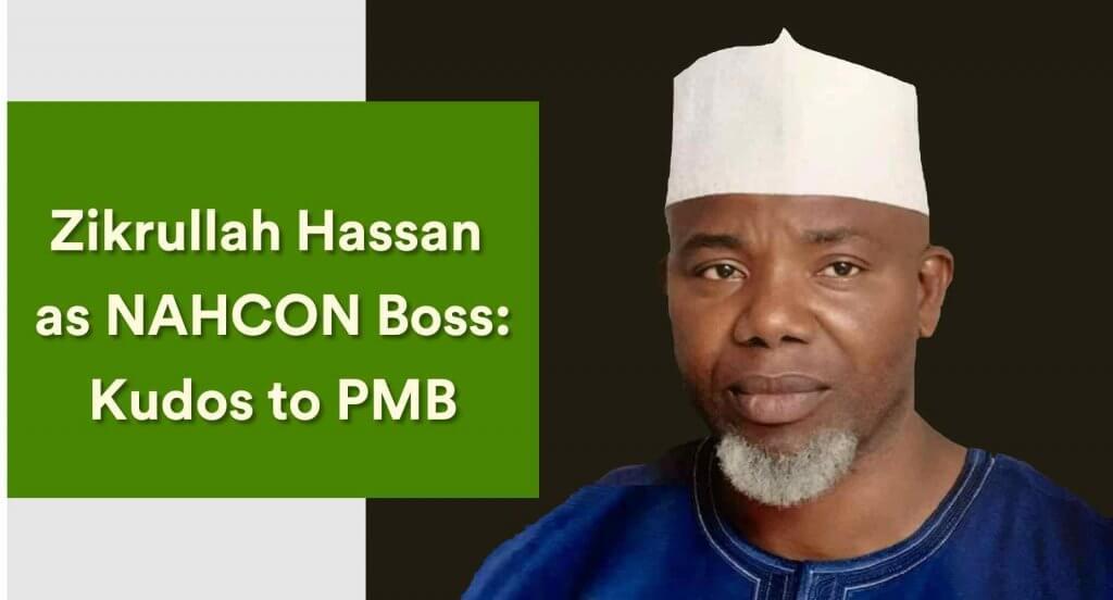 MPAC-Zikrullah Hassan as NAHCON Boss